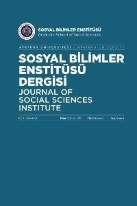 Atatürk Üniversitesi Sosyal Bilimler Enstitüsü Dergisi